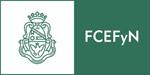 Logo de la Facultad de Ciencias Exactas, Fisicas y Naturales